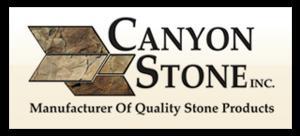 Canyon Stone - logo